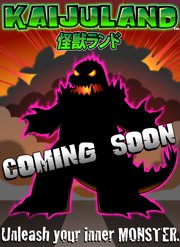 Kaijuland - coming soon
