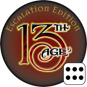 13th Age Escalation Edition v6